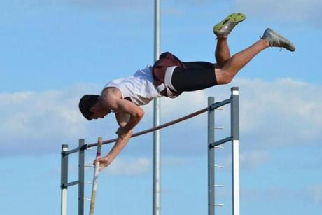 for North - 28nosullivan - Brendan Sullivan. (Patriot Pole Vault Club)